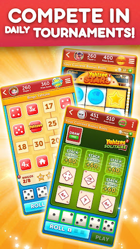 YAHTZEEu00ae With Buddies Dice Game 7.3.5 screenshots 4