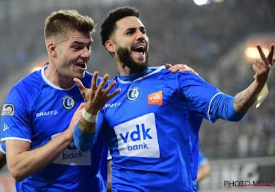 AA Gent won verdiend van Standard in de Ghelamco Arena