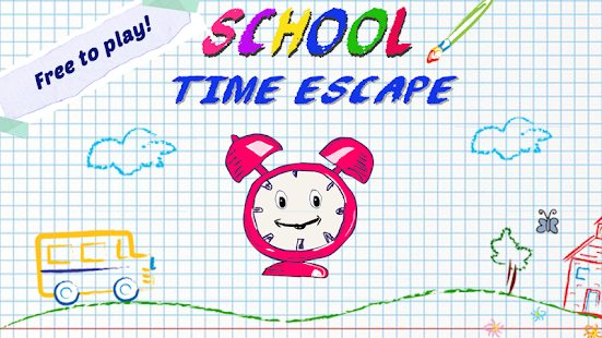 School Time Escape screenshot