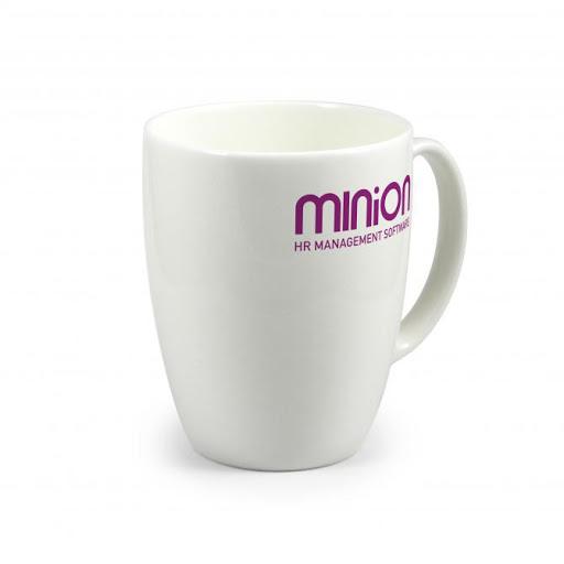 Porcelain Torino Latte Mug