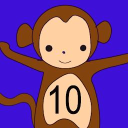 猿イラスト 無料 無料素材アイコン