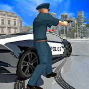 Police Car Driving: Criminal Chase