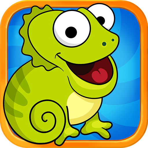 Tap the Fly : Chameleon (game)