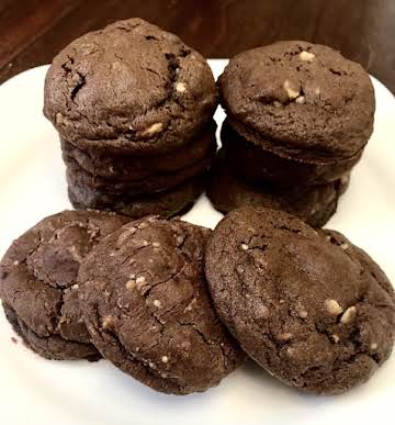 Kahlua Hershey Bar Cookies
