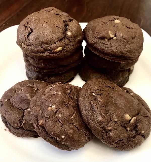 Kahlua Hershey Bar Cookies Recipe