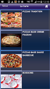 D Pizzas- screenshot thumbnail