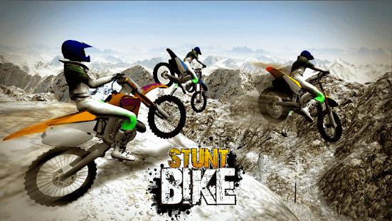 Off road Extreme Stunt Bike - náhled
