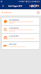 App Soli Pagos BCP APK for Windows Phone