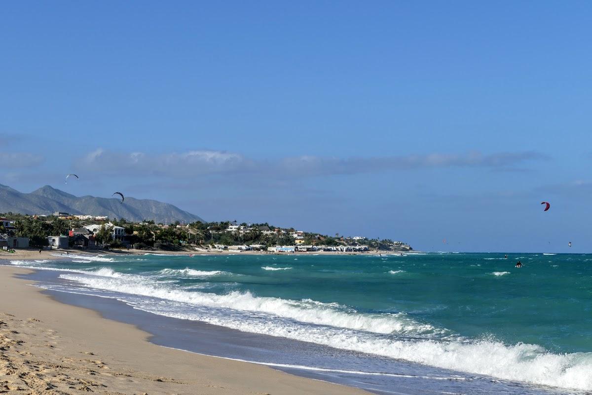 Beachfront in La Ventana Bay