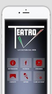 TeatroTv for PC-Windows 7,8,10 and Mac apk screenshot 2