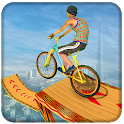 Fearless Bicycle Stunt BMX Rider 2019 🚲 icon