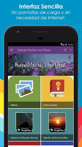 Muy Buenas Noches con Flores 1.0 screenshots 8