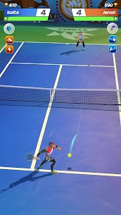 Tennis Clash Mod Apk 2.7.0 [Unlimited Money + Gems] 1