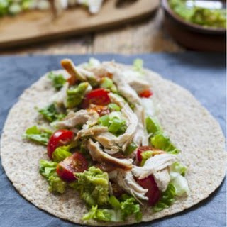 Healthy Tortilla Wraps Recipes.