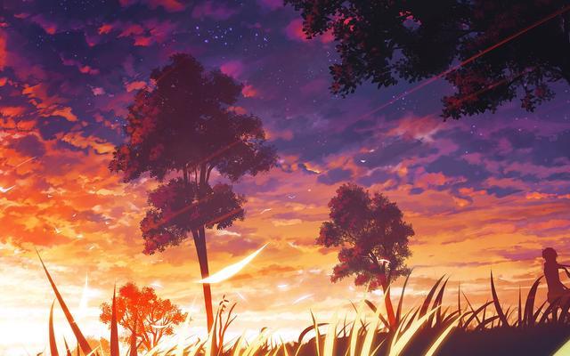 Anime 4k Resolution Desktop Wallpaper