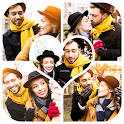 Snap Collage Maker - Sticker, Filter Selfie Editor icon