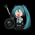 Hachune Camera icon