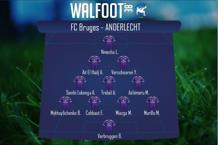 Anderlecht (FC Bruges - Anderlecht)