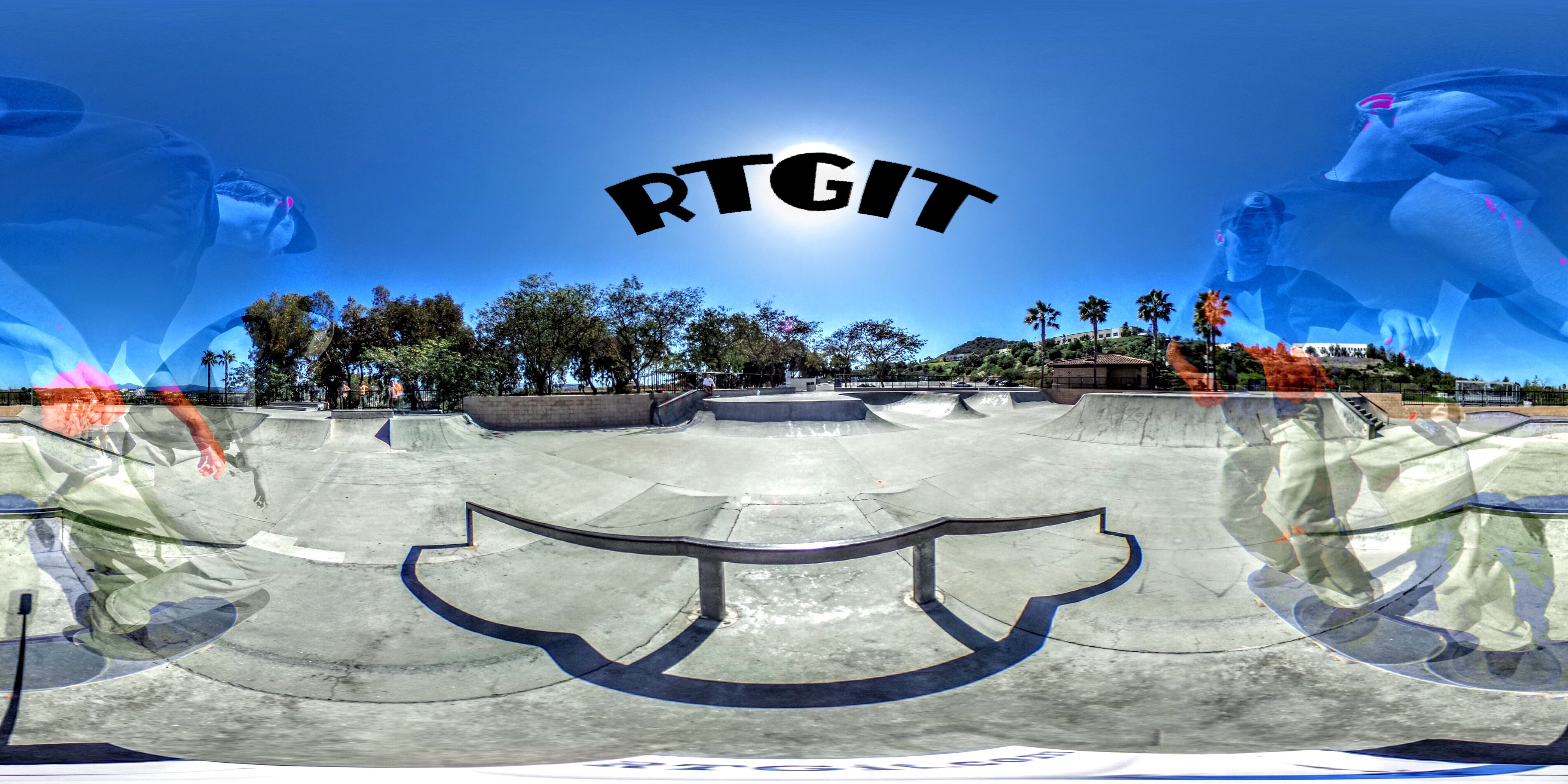 Photo: San Clemente 360 project Click on the image to explore in all directions