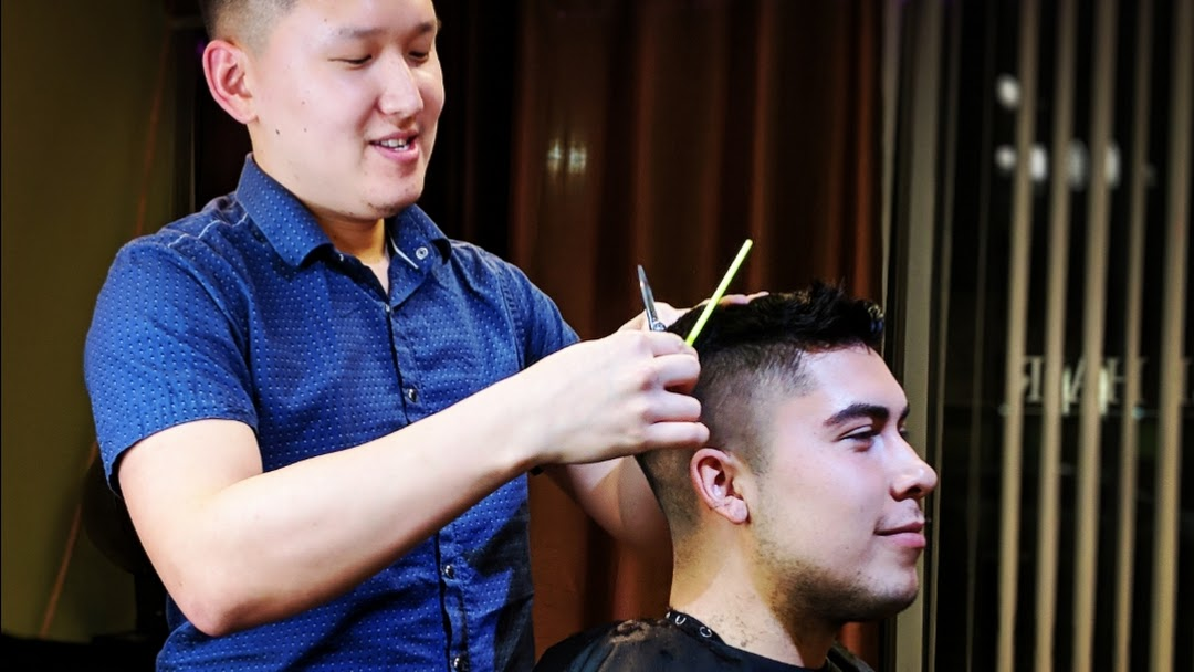 Nice Hair Salon Barbershop Polopark Towers Barbershop Beauty Salon In Winnipeg Polopark St James Area