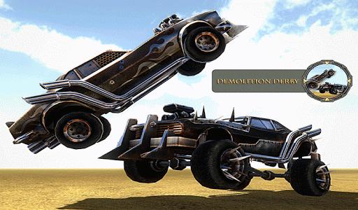 Monster Car Derby Fight 2k16 1.0 screenshots 12