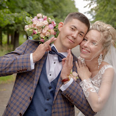 Wedding photographer Aleksandr Ilyushkin (Sanchez74). Photo of 23.08.2018