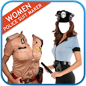 Women Police Suit Maker New