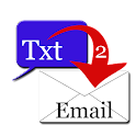Unread Text 2 Email icon