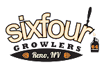 Logo for SixFour Growlers