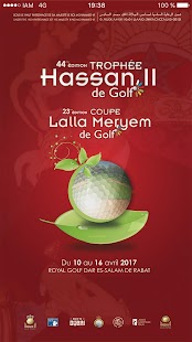 HASSAN II GOLF TROPHY 2017- screenshot thumbnail