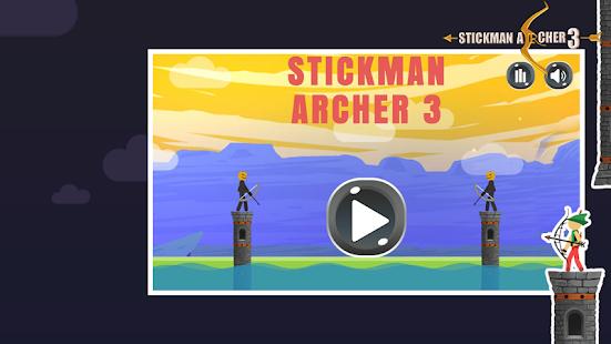 Stickman Archer 3 - náhled