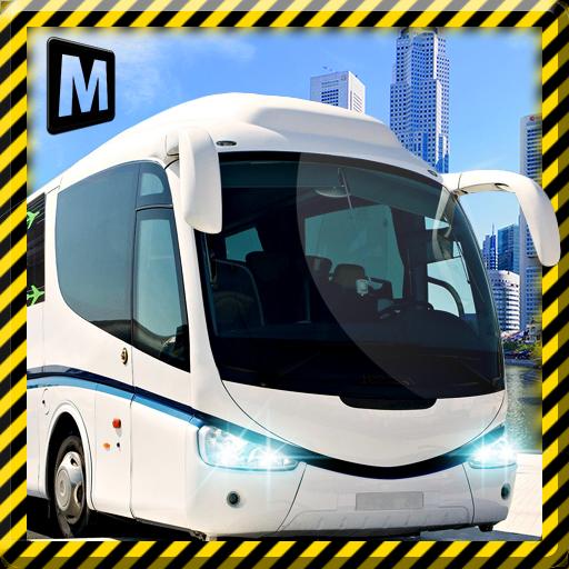 模拟のバスの運転手:リアルな3Dシミュレータ LOGO-記事Game