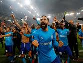 """Adil Rami calme le jeu avant la finale à Lyon: """"On ne va pas tout casser"""" mais """"on va tout casser sportivement"""""""