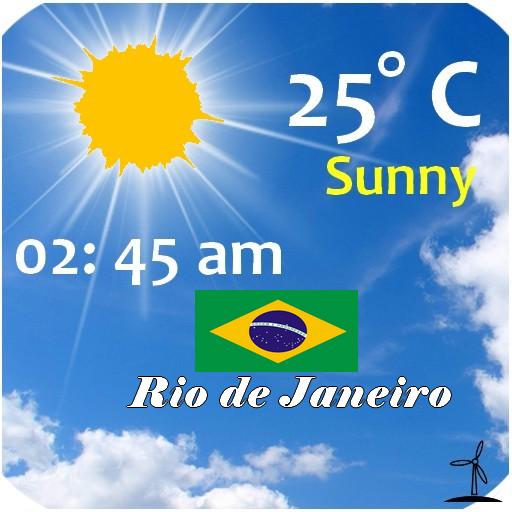 Tiempo Rio de Janeiro