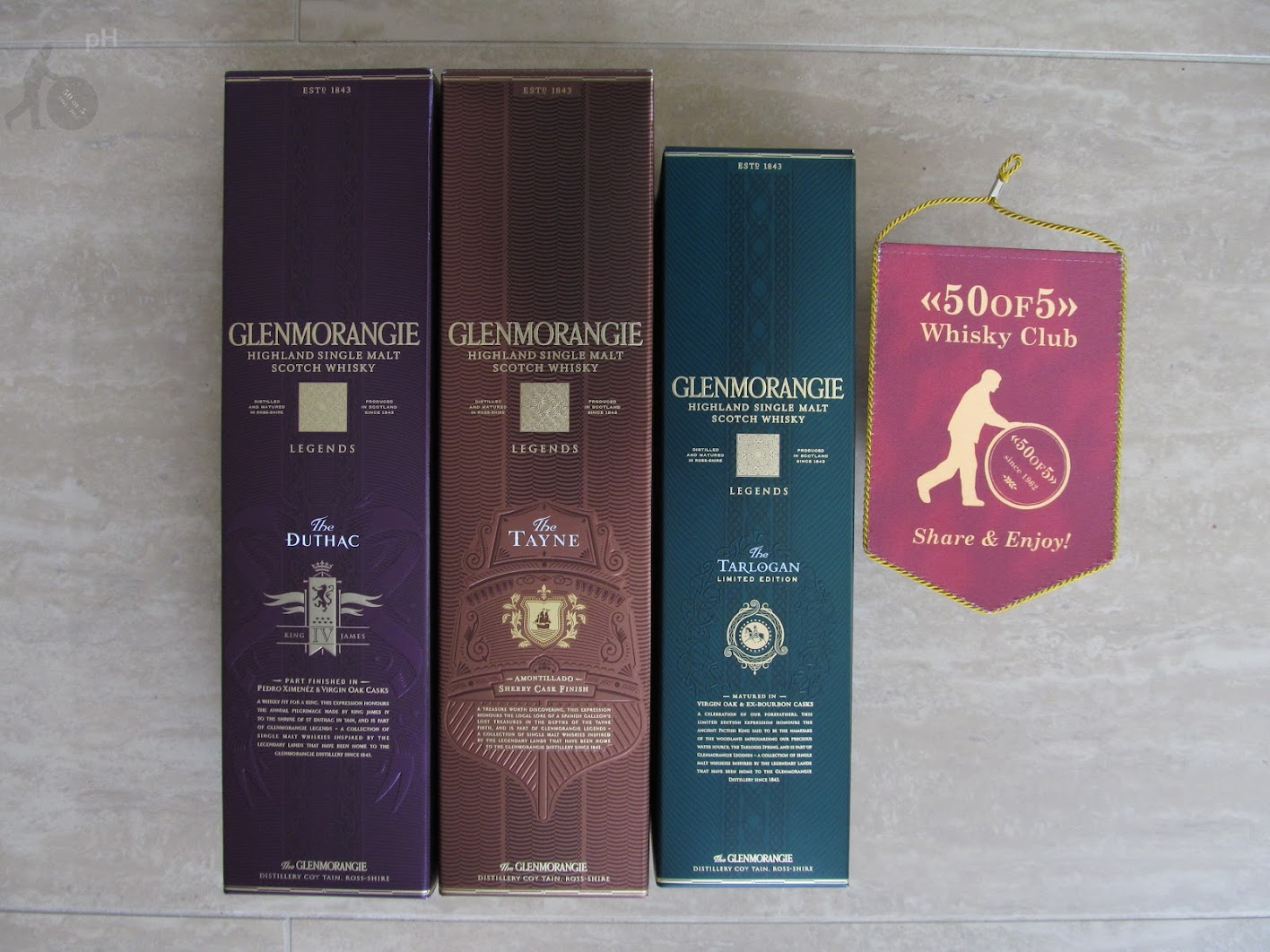 Glenmorangie The Legends
