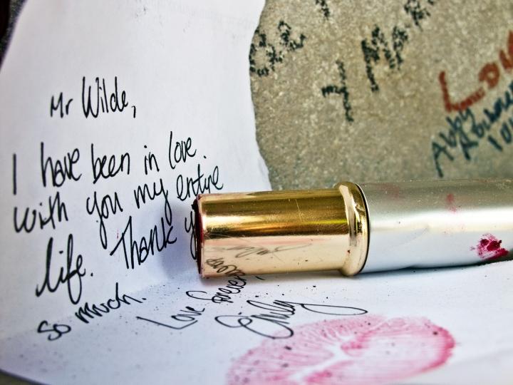 Love forever Mr Wilde... di Silvio Lorrai