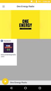 One Energy Radio - náhled