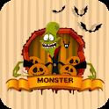 Monster Detector Prank icon
