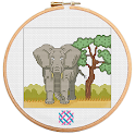 Cross Stitch Patterns icon