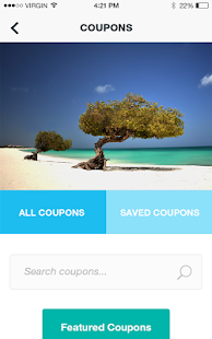 Aruba Cruise App- screenshot thumbnail