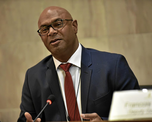 The Reserve Bank's Kuben Naidoo. Picture: FREDDY MAVUNDA