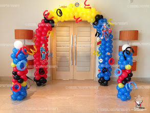 Photo: World Class Events Management Company For Birthday party  Akhil :9884378857 www.moderneventmakers.com