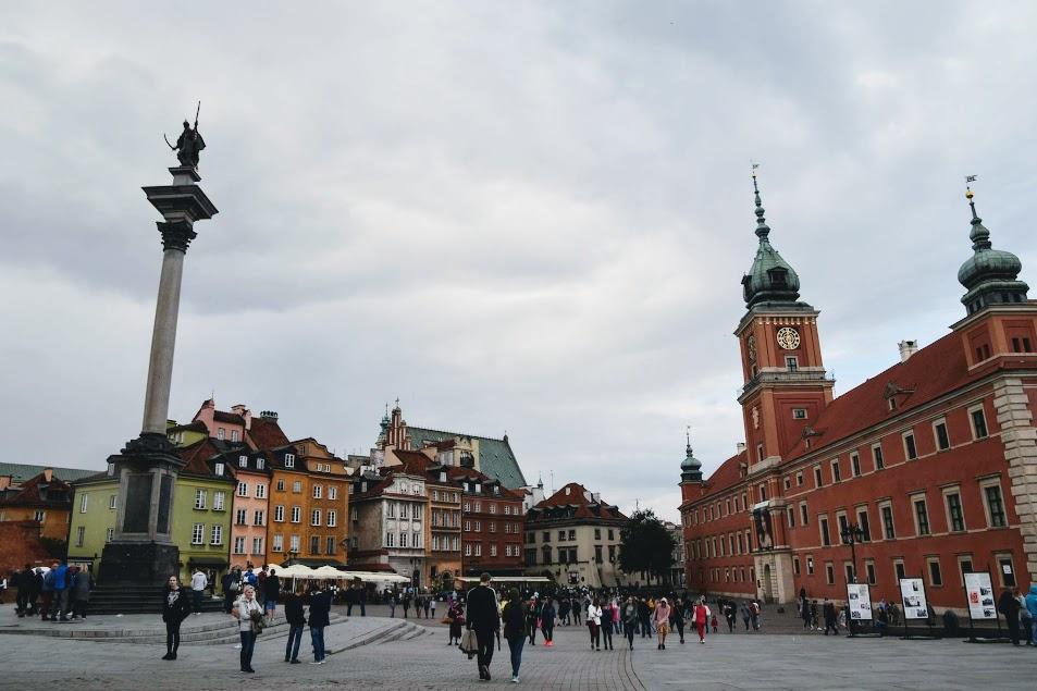 que ver y hacer en Varsovia