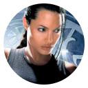 Angelina Jolie New Tab HD Hot Stars Theme