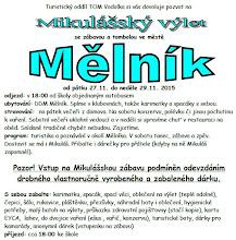 Photo: Letos přijede Mikuláš do Mělníka.