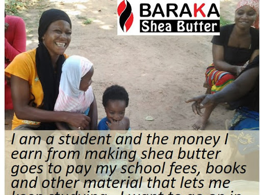 Baraka Shea Butter on Google