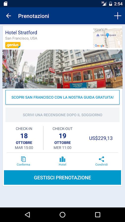 Booking.com: +750.000 hotel- screenshot