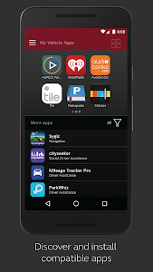 Jaguar InControl Apps screenshot 1