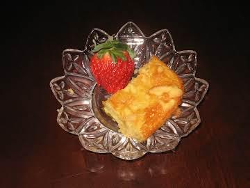 Mango Crumb Cake