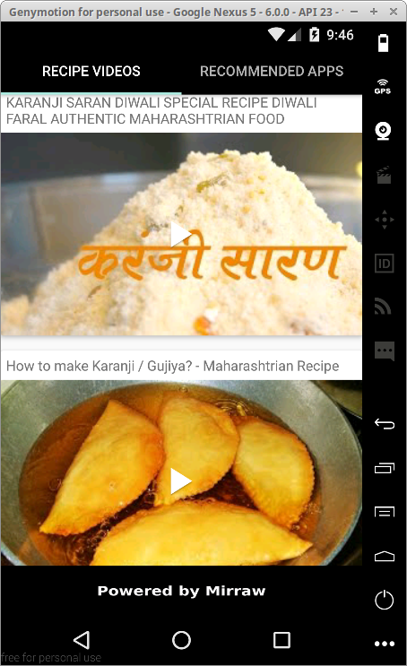 Karanji recipes android apps on google play karanji recipes screenshot forumfinder Image collections